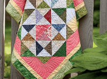 Ring Around the Posies Quilt