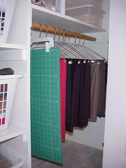 Cutting Mat Storage