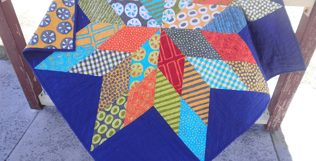 Star Light, Star Bright Quilt