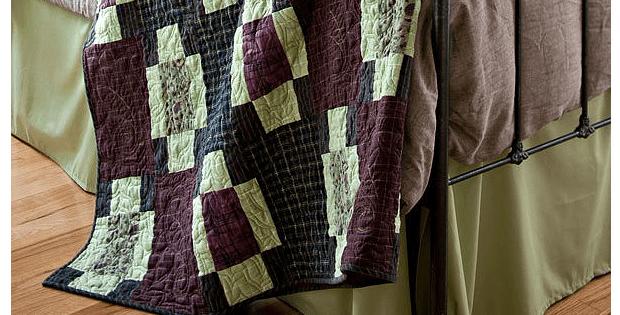 Wintergreen Quilt Pattern