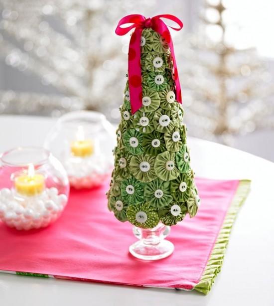 Charming Yo-yo Tree