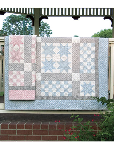 Ritzy Bitsy Babies Quilt