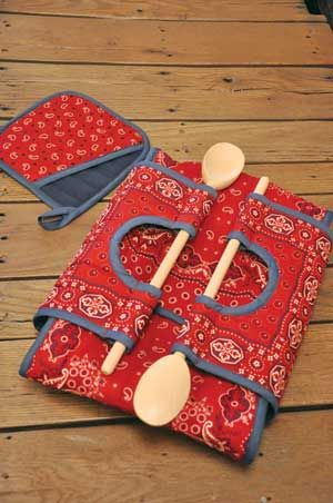 Casserole Carry-All Pattern