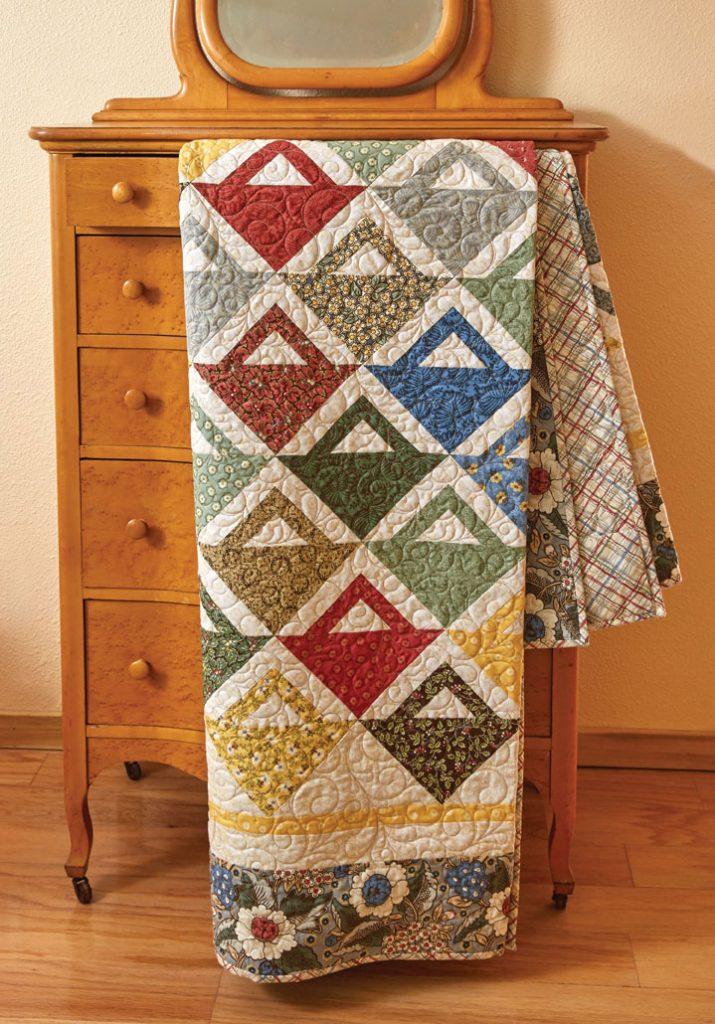 Fat Quarter Small Quilts 35