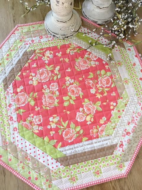 Centerpiece Tablemat Pattern