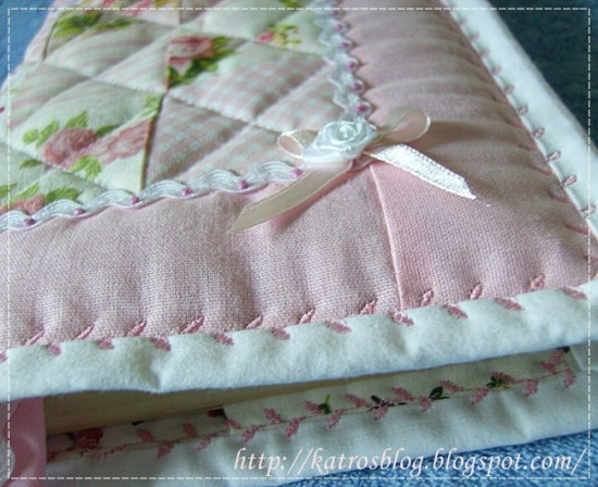 Give your quilt 39 s binding a special finish quilting digest for Beautiful binding