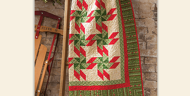 Christmas Barn Dance Quilt