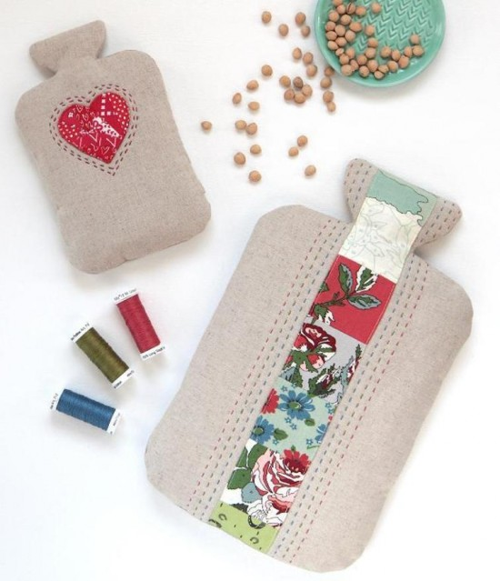 Fabric Hot and Cold Packs
