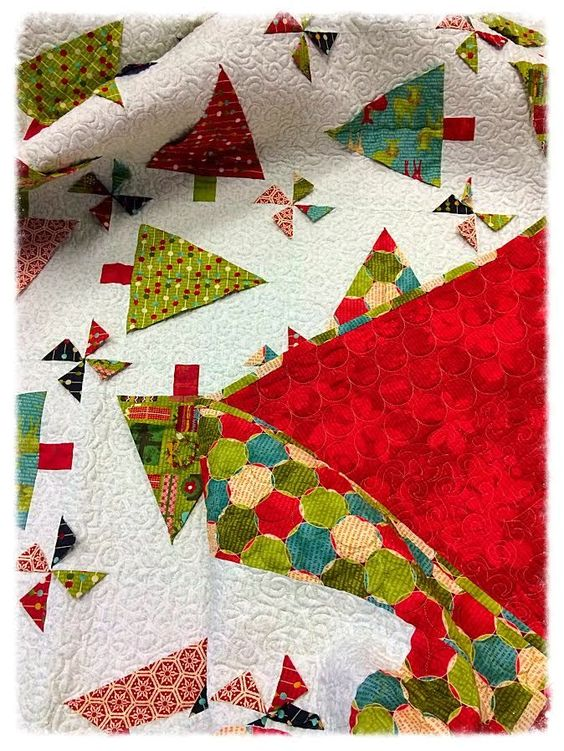 Jovial Quilt Pattern