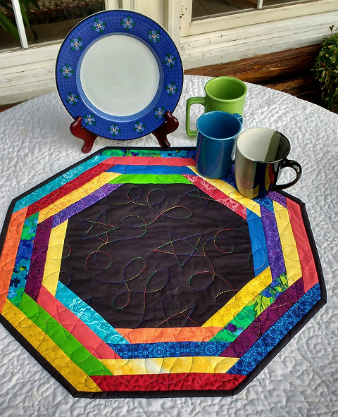 The Centerpiece Tablemat Pattern