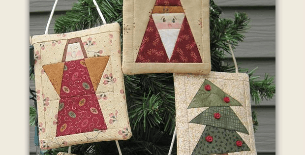Ornaments for Gift Cards