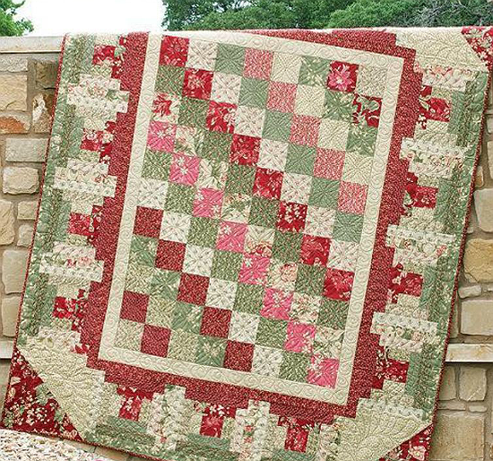 Rosemary and Thyme Quilt Pattern