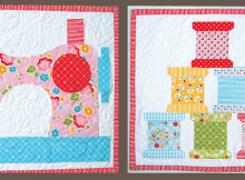 Sew Happy Minis Quilt Pattern