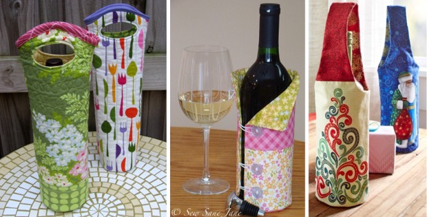 Wine Totes and Koozie