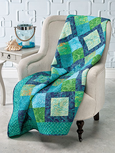 Quick and Breezy Quilt