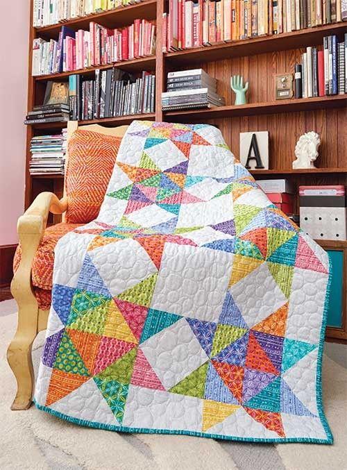 Brava Quilt Pattern