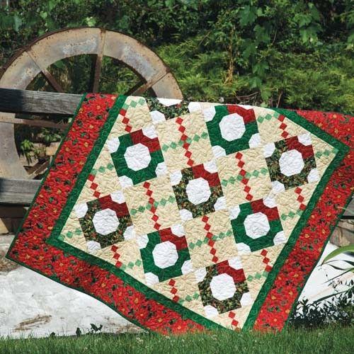 Bow Tie Wreath Pattern