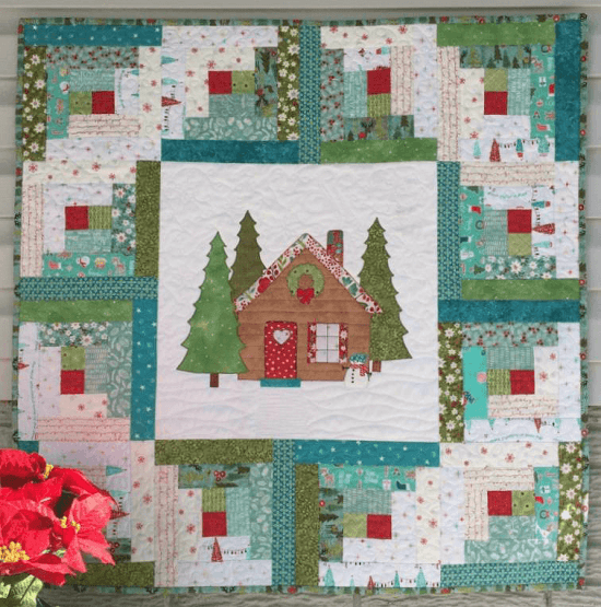 Welcome Them Home with This Sweet Quilt - Quilting Digest