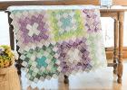 Crocheted Kisses Quilt