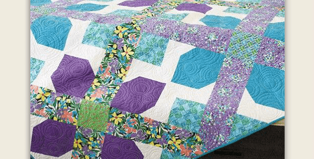 Cross It Out Quilt Pattern