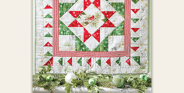 Holiday Wall Quilt