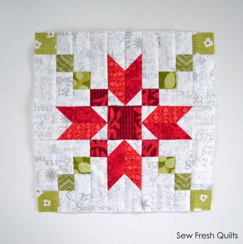 Stepping Stones Quilt Block