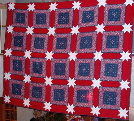 Morning Star Quilt