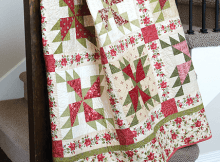 Lady Slipper Quilt