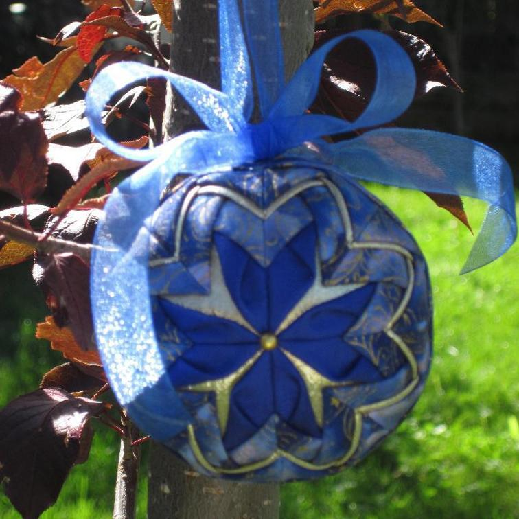 Easy No-Sew Ornaments Are Pretty for Any Occasion - Quilting Digest