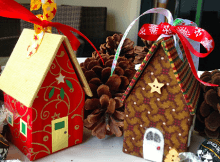 Secret Surprise Christmas Houses