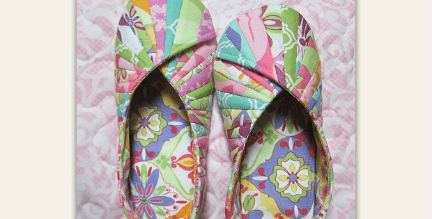 wholesale sales san francisco the latest Comfy Slippers and Travel Bag Are Easy to Make - Quilting Digest