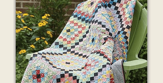 Vintage Charm Quilt Pattern