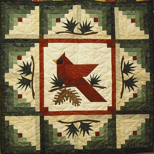 Winter's Majesty Quilt Pattern