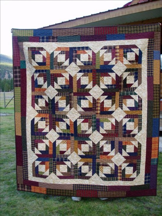 Pineapple Blossoms Quilt