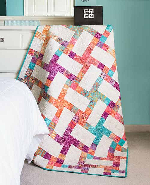 Flipped Quilt Pattern