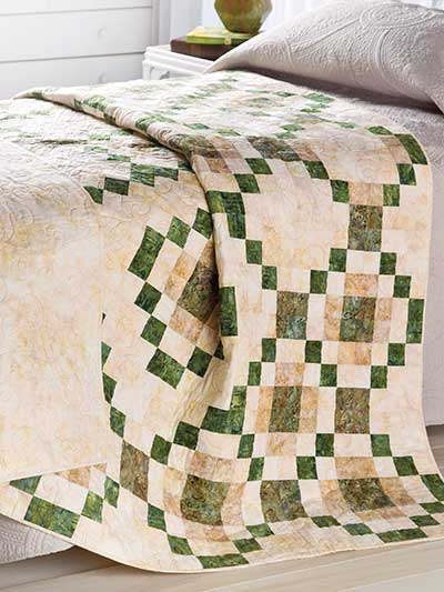 Irish Eyes Quilt