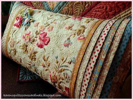 Hearts Content Decorative Pillow