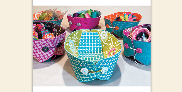 Button Boats Pattern