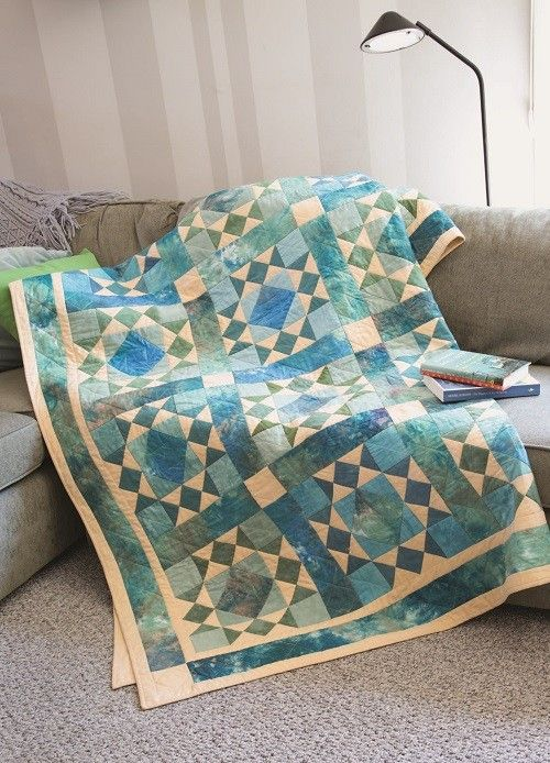By the Sea Quilt Pattern