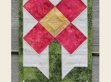 Nor'easter Schmor'easter Mini Quilt