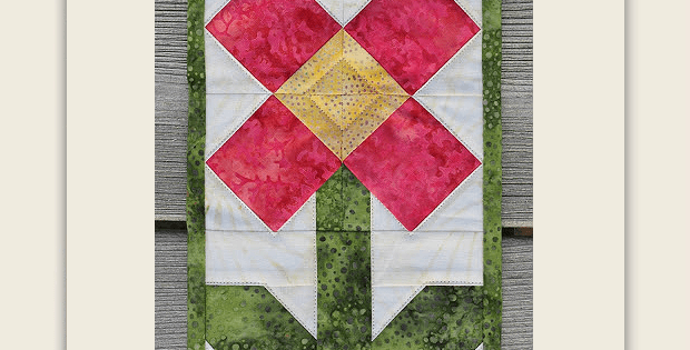 Nor'easter Schmor'easter Mini Quilt