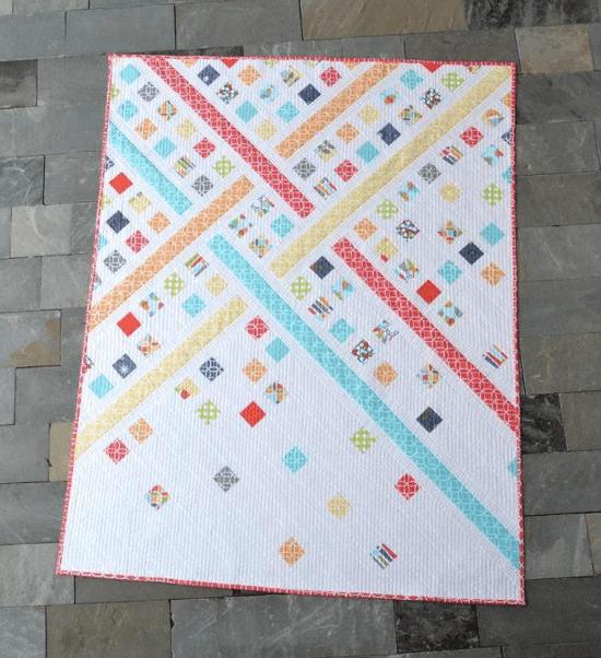Modern Trellis Quilt