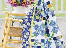 Shasta Quilt Pattern
