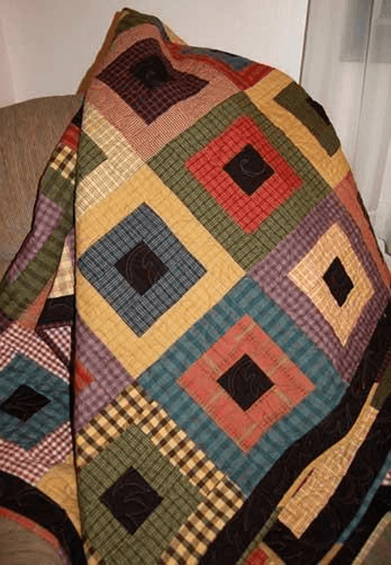 Stepping Stones Quilt