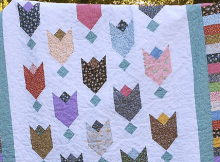 Dutch Touch Quilt Pattern