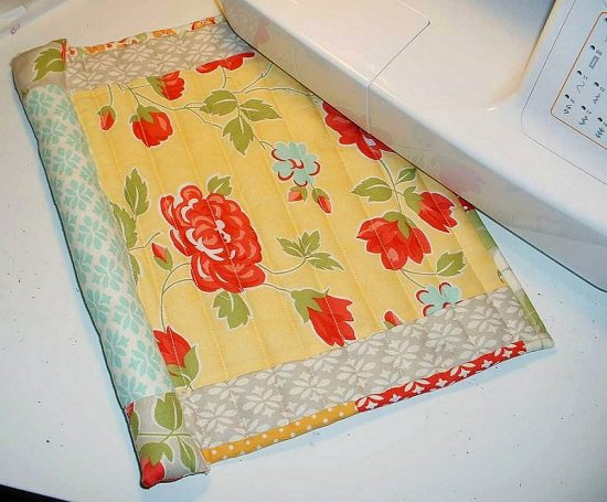 Skinny Pincushion Mat