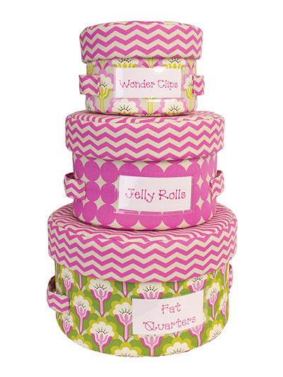 Nesting Fabric Baskets