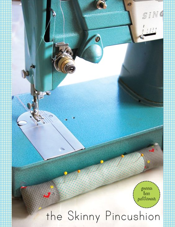 This Pincushion is Perfect for Use at Your Machine - Quilting Digest