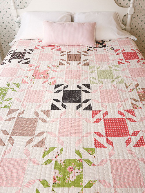 Bedazzled Quilt Pattern