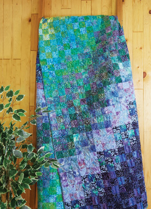 Dream in Color Quilt